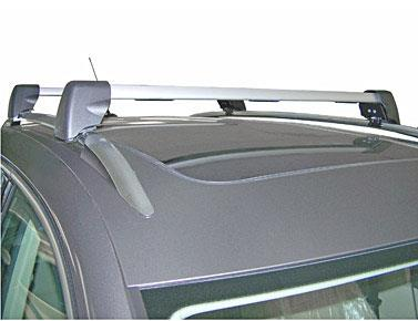 Diagram Base Carrier Bars - For vehicles with factory rails - Silver (5N0071151) for your Volkswagen Arteon